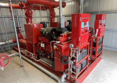 Dominator Machines for Fire Services